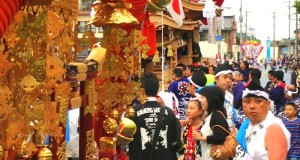 The Japanese Festival I Never Saw