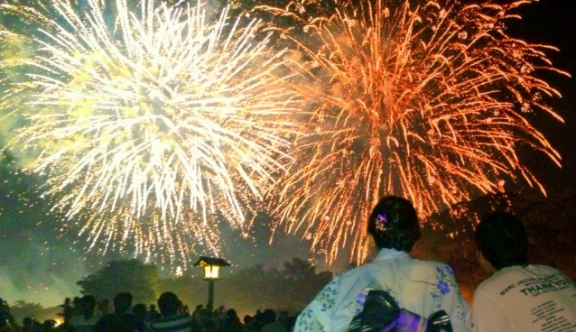 Japanese Fireworks, Better in Every way but One